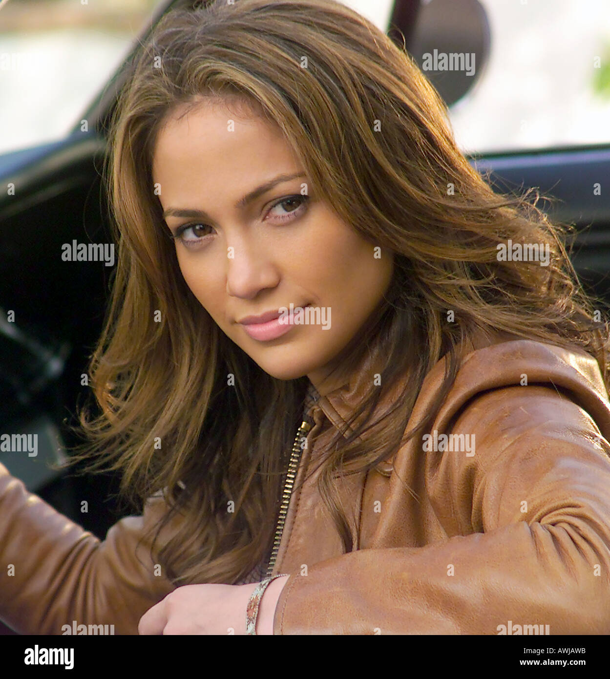 GIGLI    2003 Columbia film with Jennifer Lopez - Stock Image