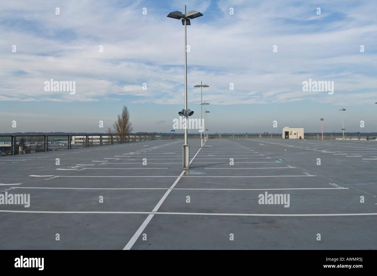 long term parking stock photos long term parking stock. Black Bedroom Furniture Sets. Home Design Ideas