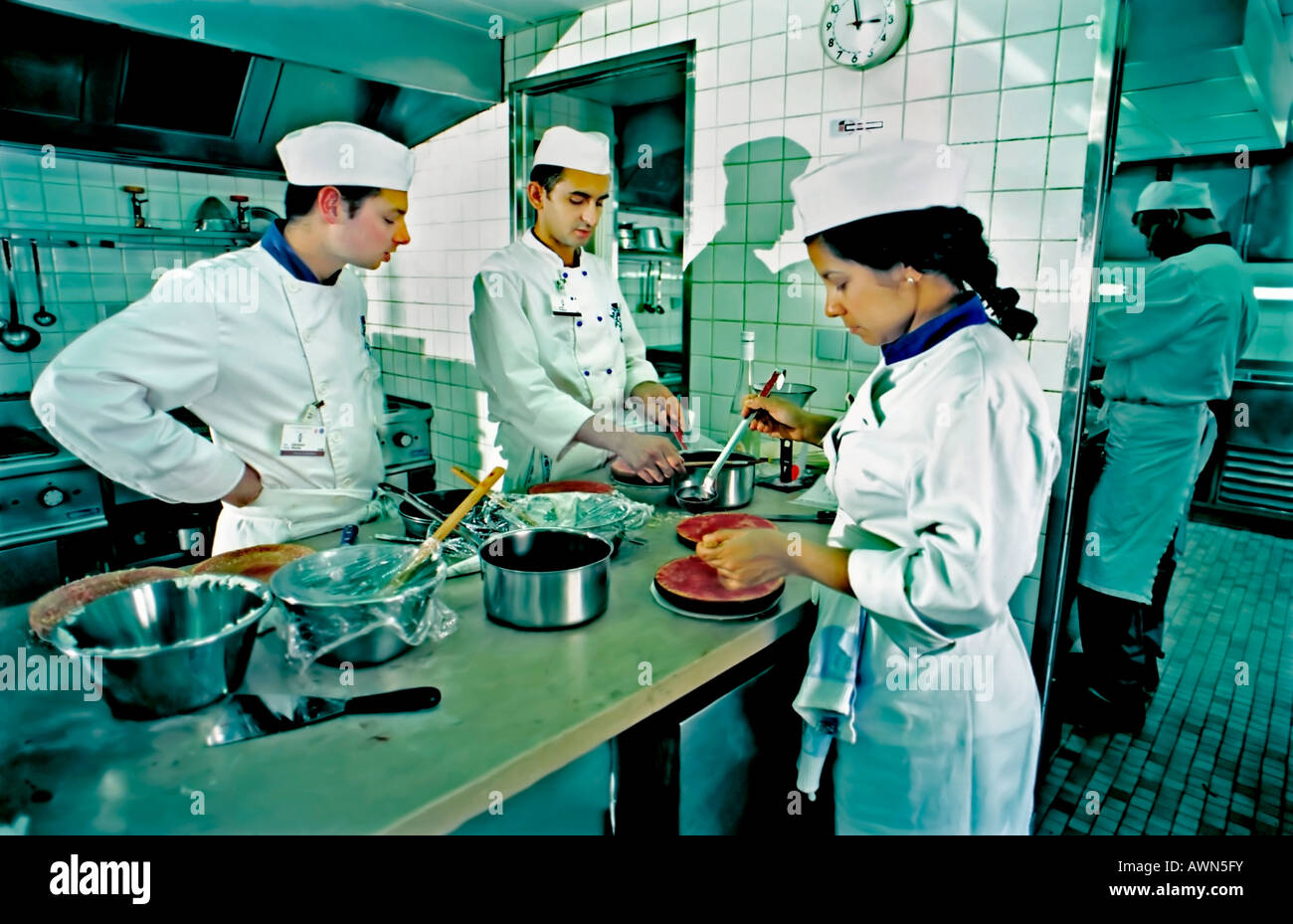 Cooking Schools Stock Photos & Cooking Schools Stock Images - Alamy