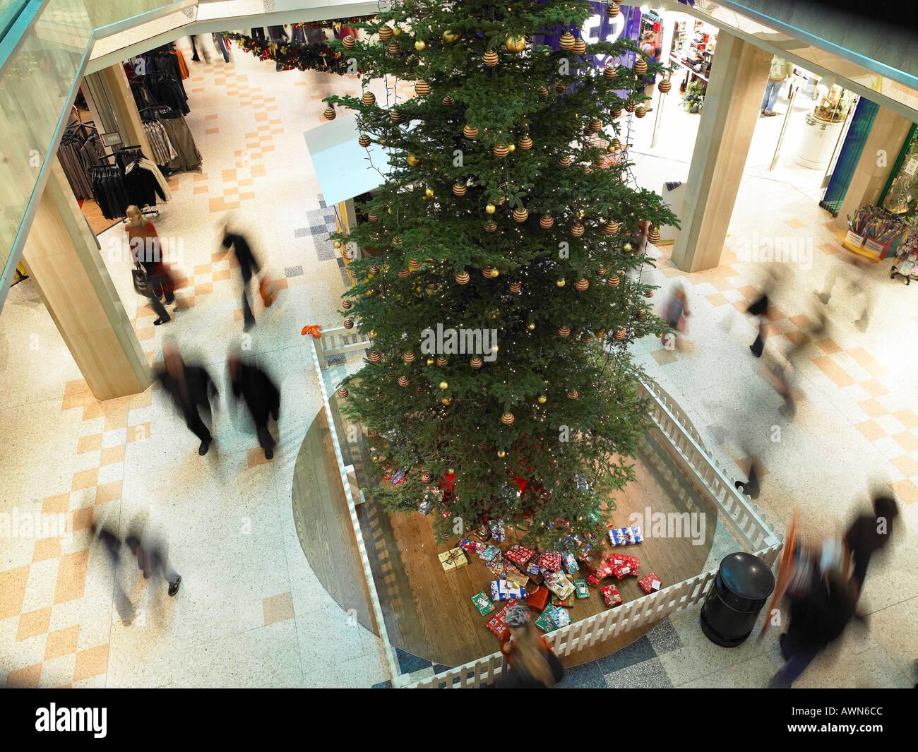 Kringlan Mall Reykjavik Iceland - Stock Image