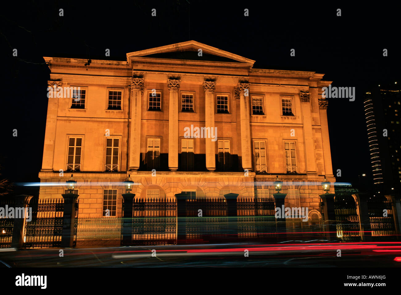 Apsley House, 149 Piccadilly, on Hyde Park Corner, London, UK - Stock Image
