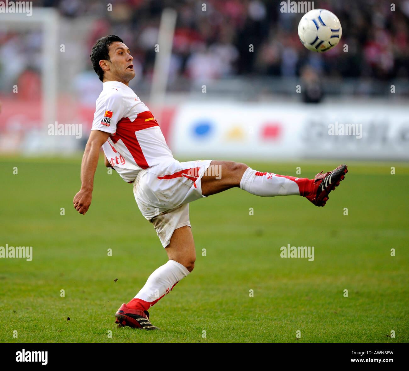 Yildiray BASTUeRK VfB Stuttgart - Stock Image