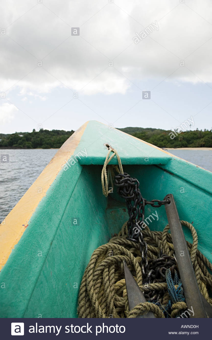 Boat - Stock Image