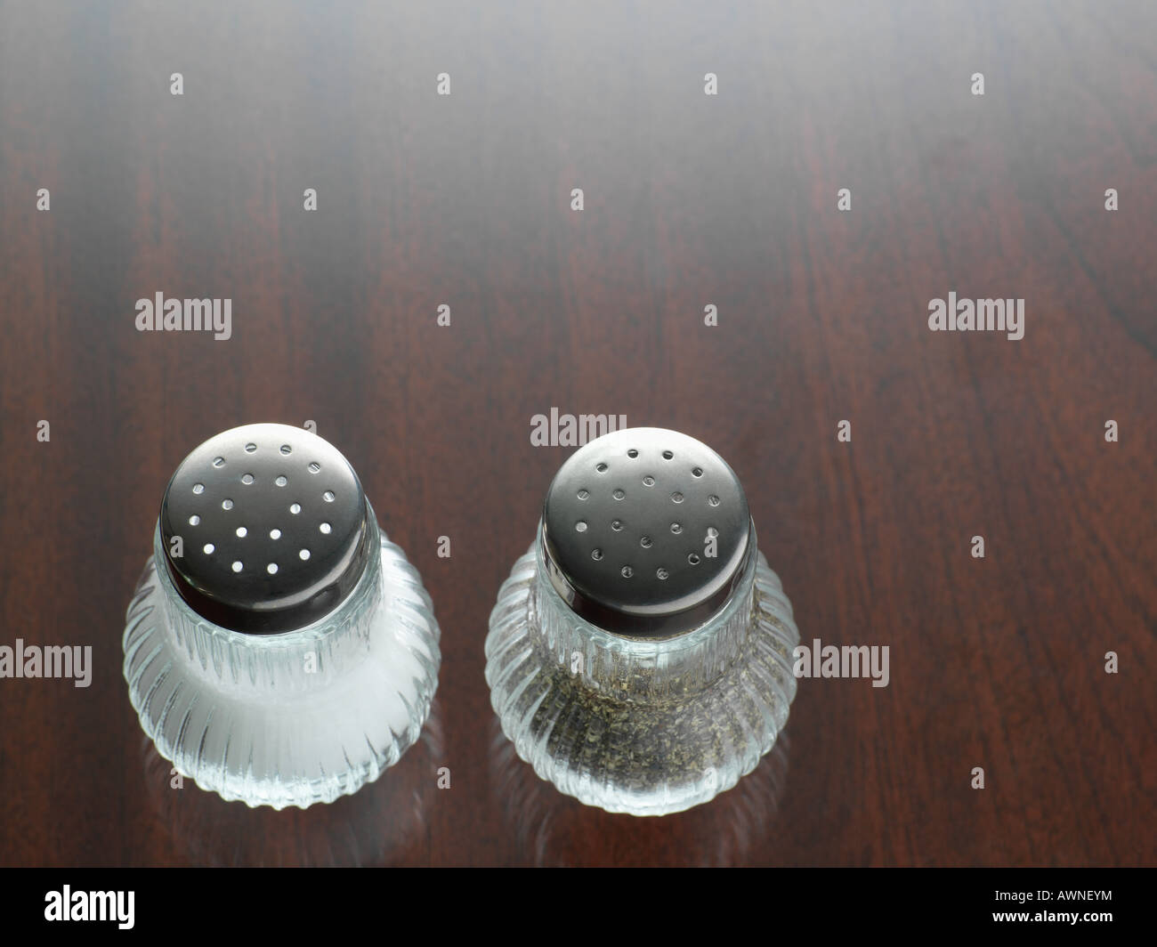 Salt and pepper - Stock Image