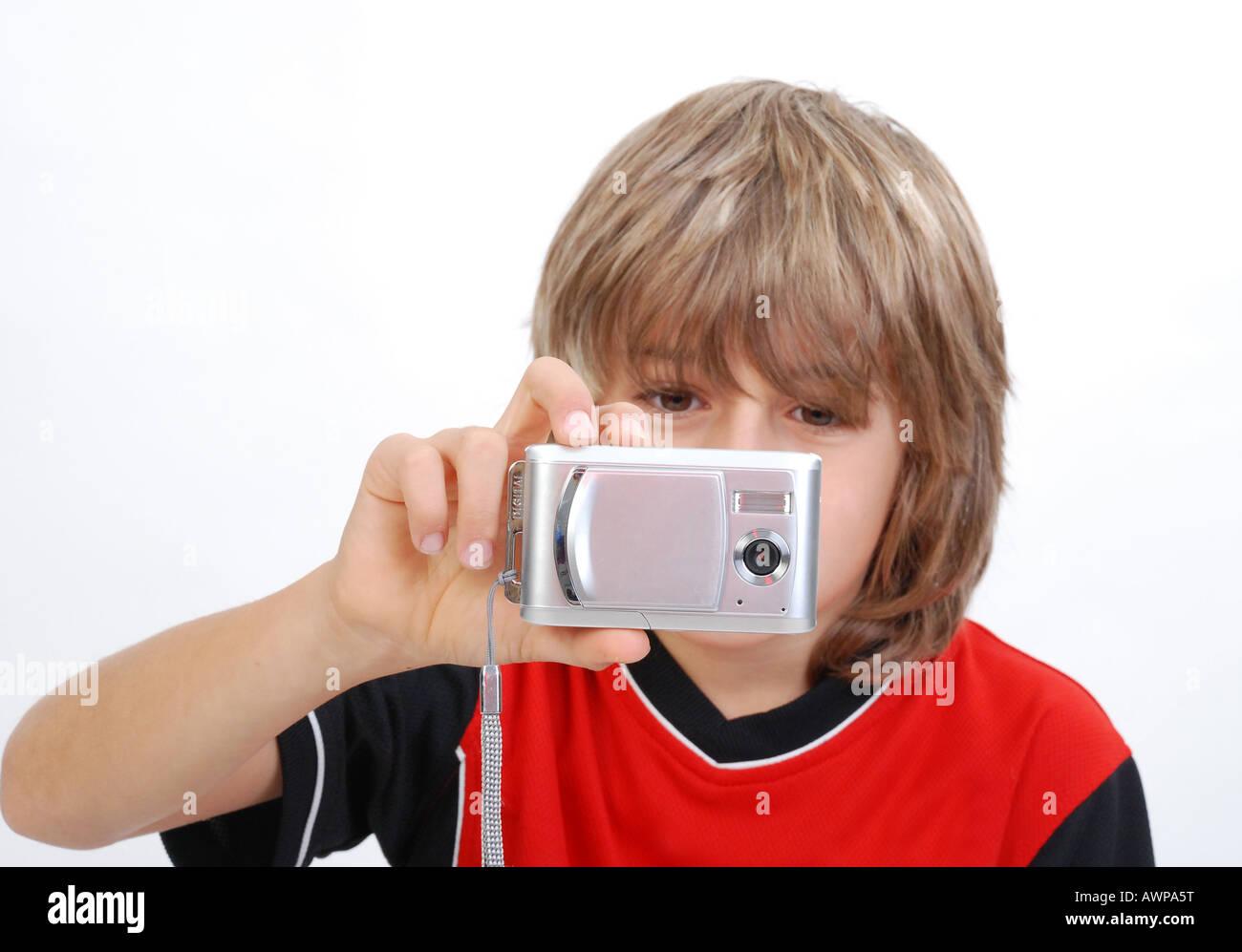 bente Bild Bilder Digicam digitale Kamera Digitalkamera Foto Foto machen Fotoapparat Fotografie Fotografien fotografieren - Stock Image