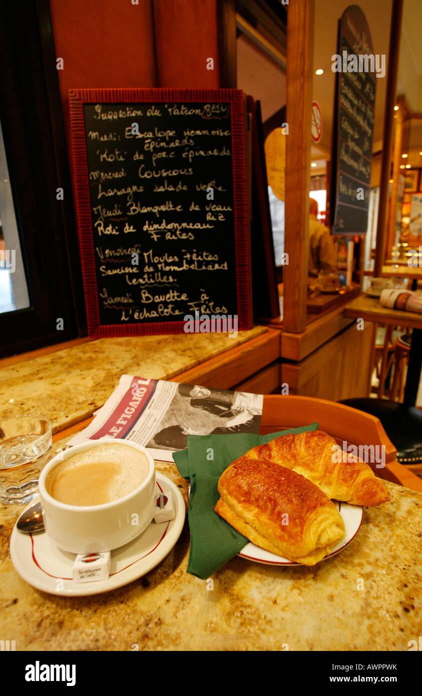 Quartier Latin Paris Cafe Patisserie
