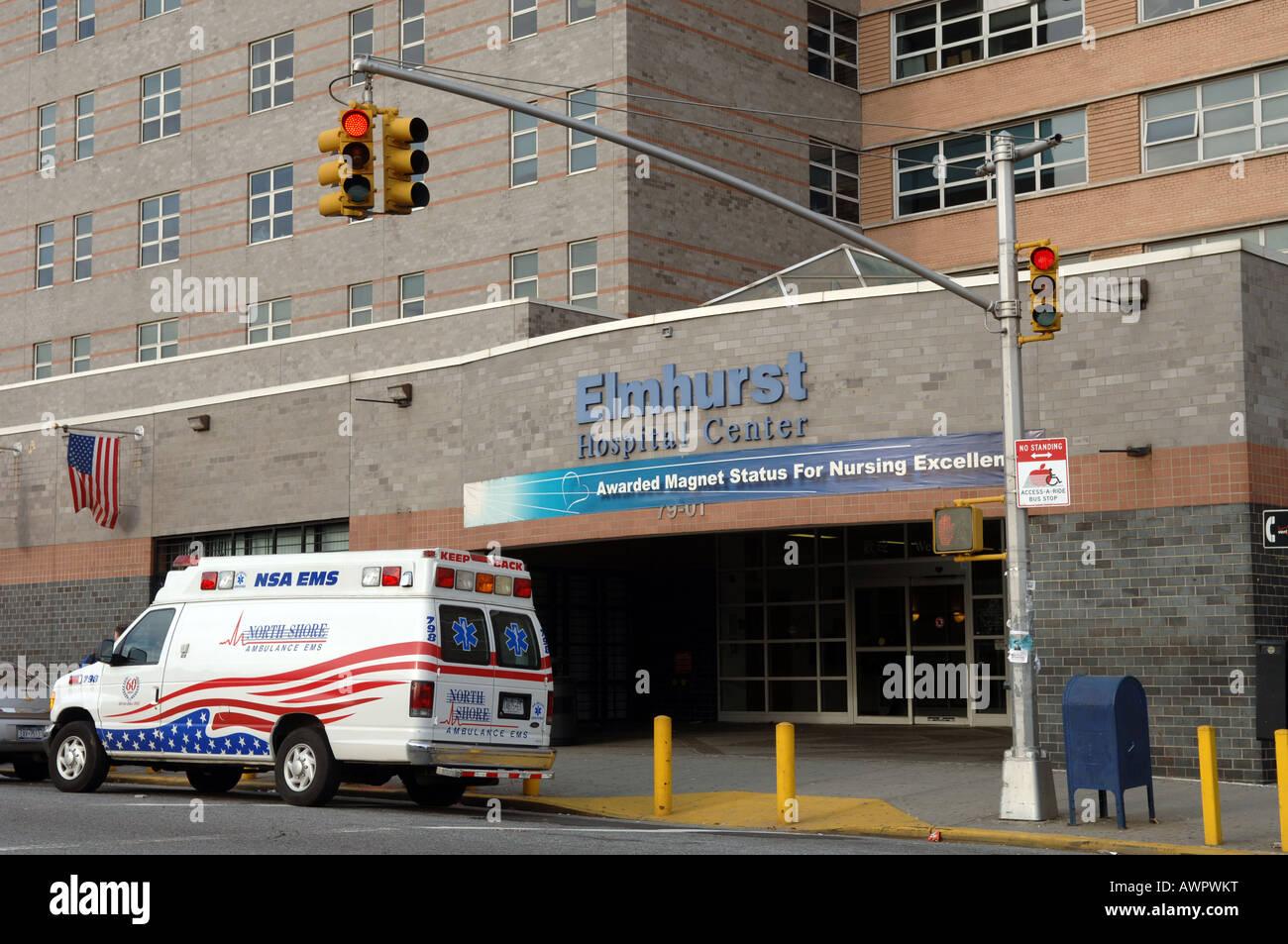 Queens Hospital Center Stock Photos & Queens Hospital Center