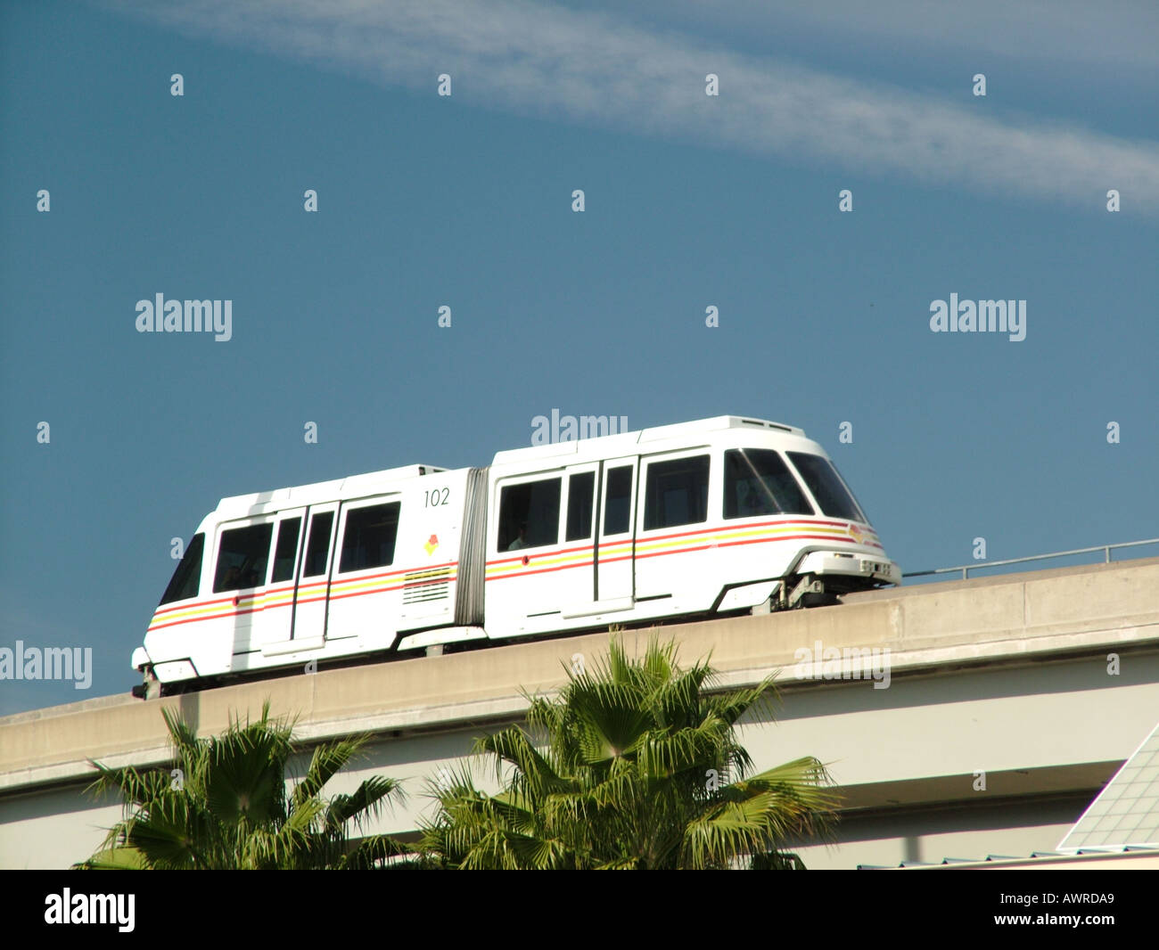 Whitehall Palm Beach Train