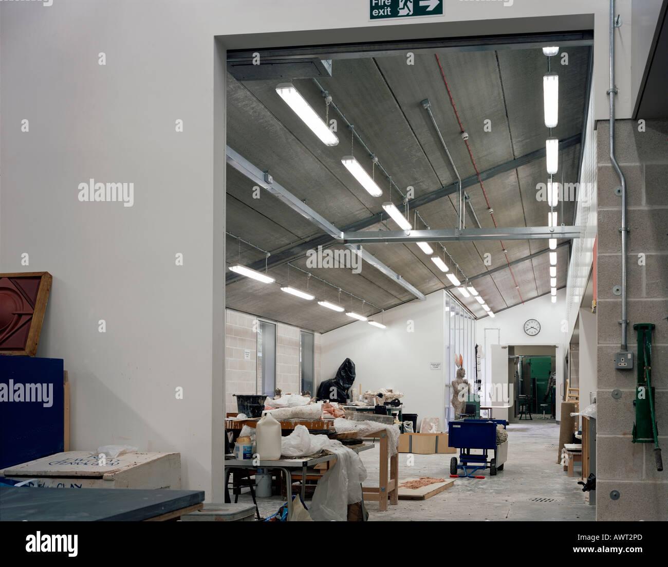 Architecture College Contemporary Corridor Design Education