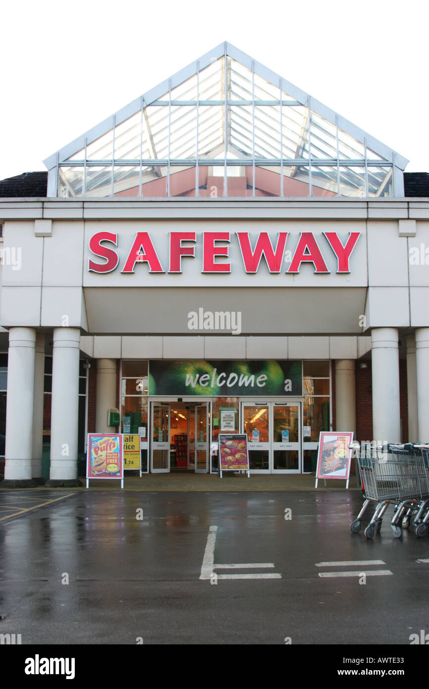 morrisons and safeway