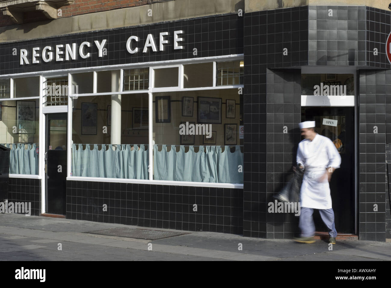 Regency Cafe Westminster Stock Photos & Regency Cafe