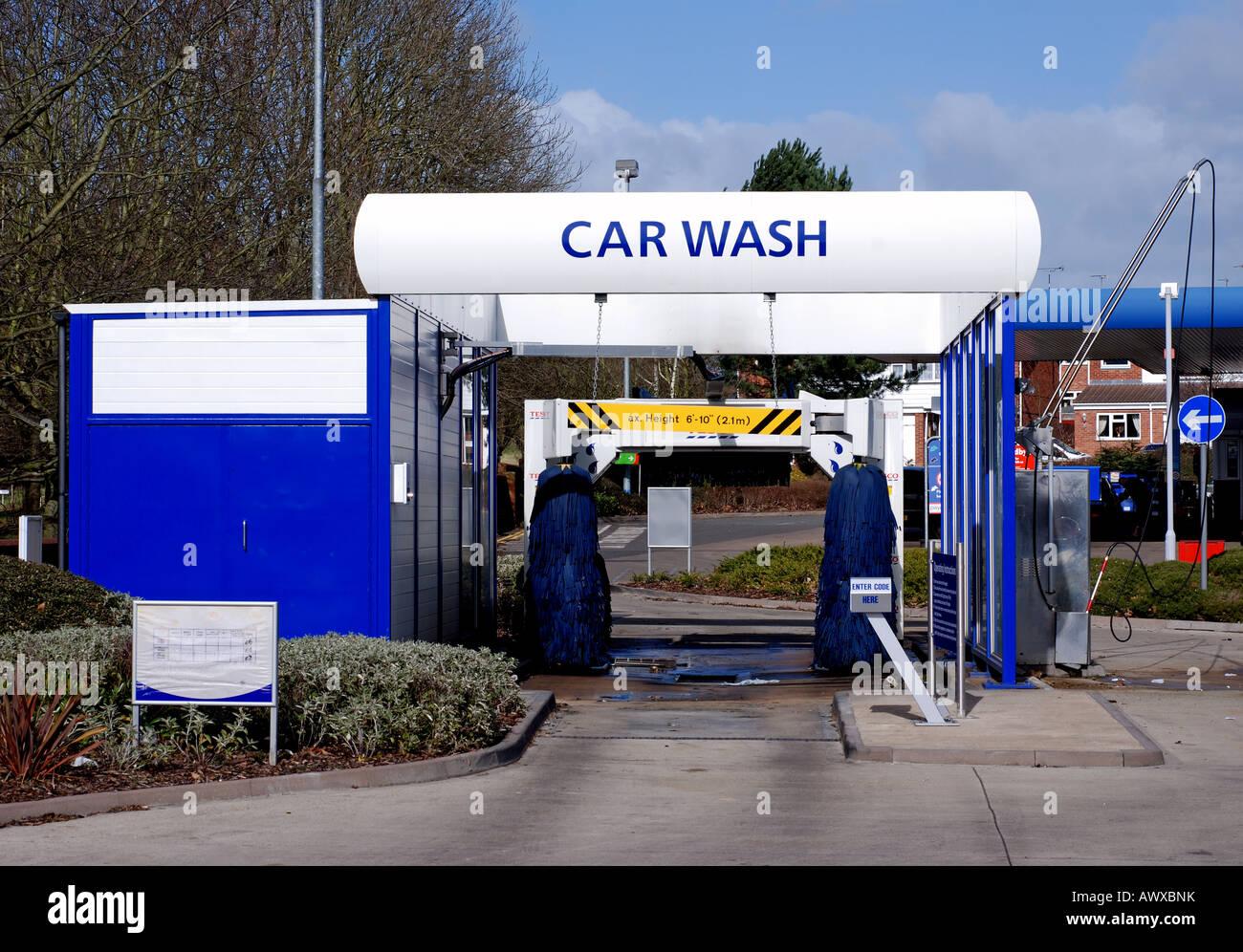 Car Wash Sheffield Road