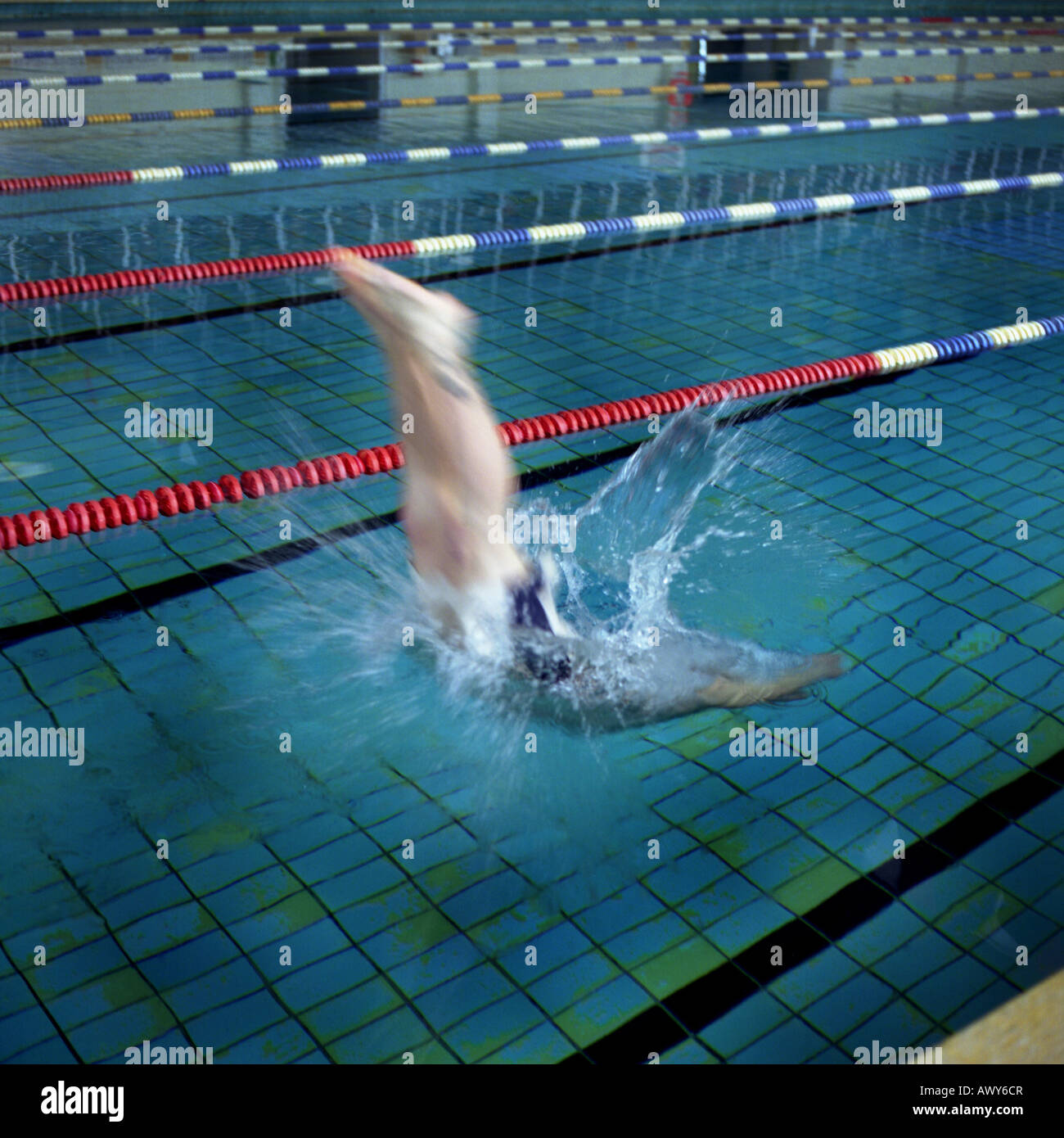 Olympic diving pool stock photos olympic diving pool - How many olympic sized swimming pools in uk ...
