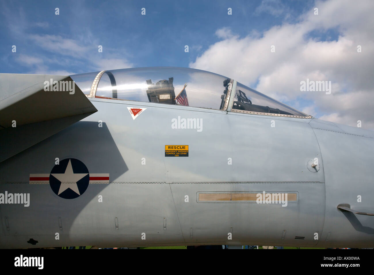 F15 Cockpit High Resolution Stock Photography And Images Alamy