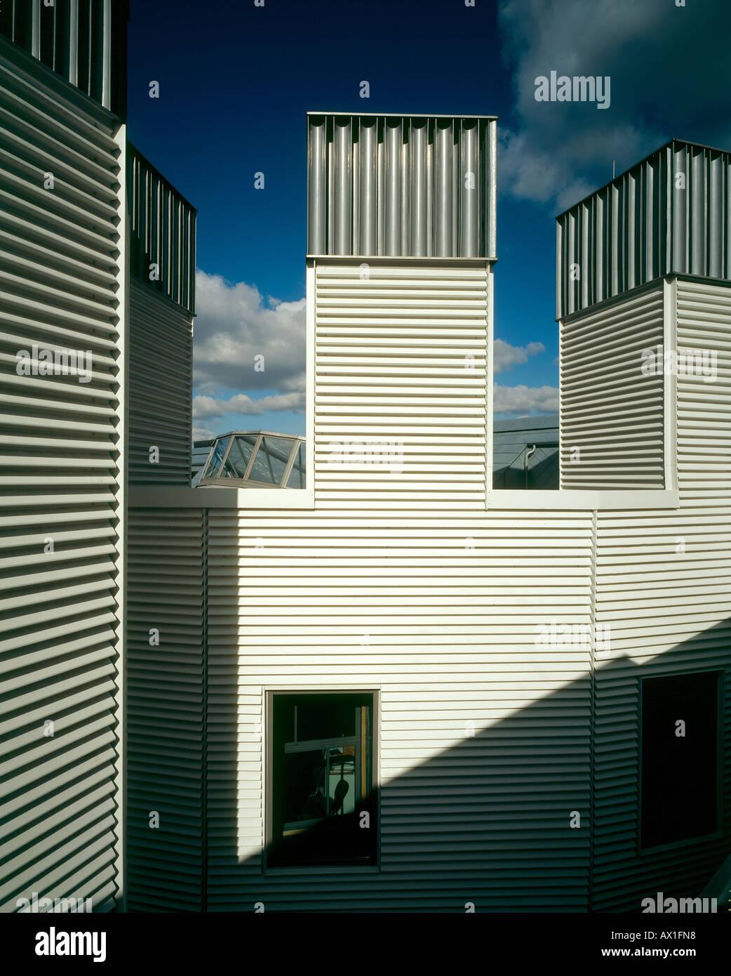 SCHOOL OF SLAVONIC AND EAST EUROPEAN STUDIES, LONDON, UK - Stock Image