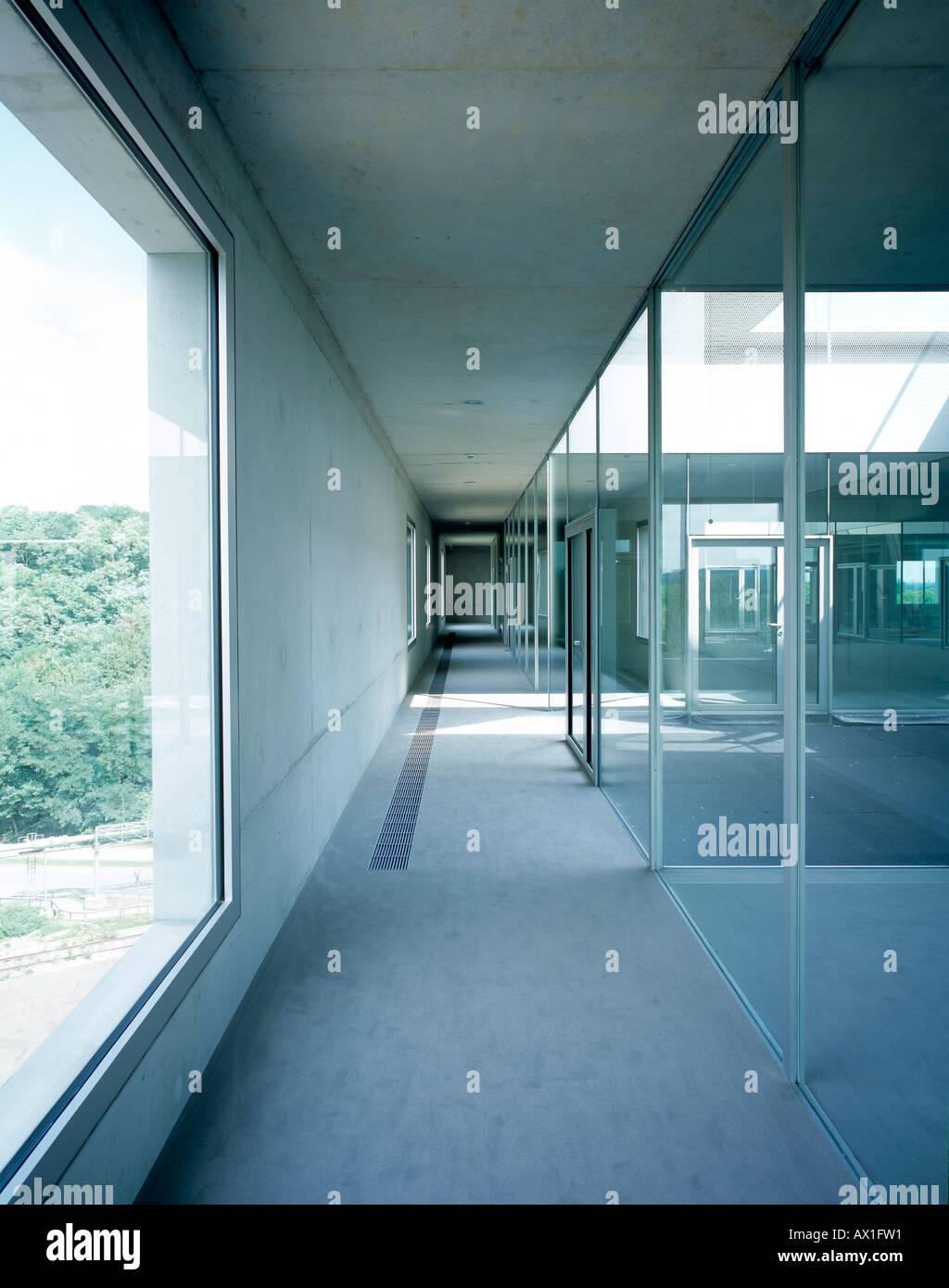 ZOLLVEREIN SCHOOL, ESSEN, GERMANY - Stock Image