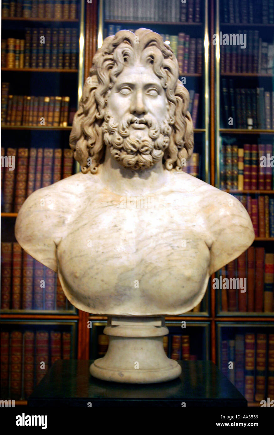 Zeus Bust Stock Photos Amp Zeus Bust Stock Images Alamy
