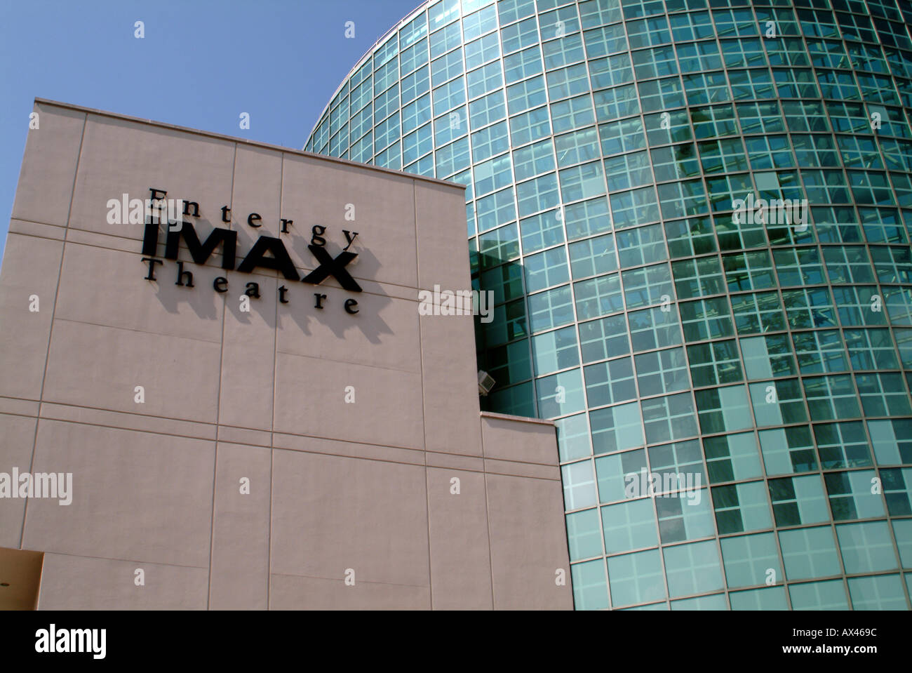 New Orleans Louisiana USA United States IMAX Entergy Theater