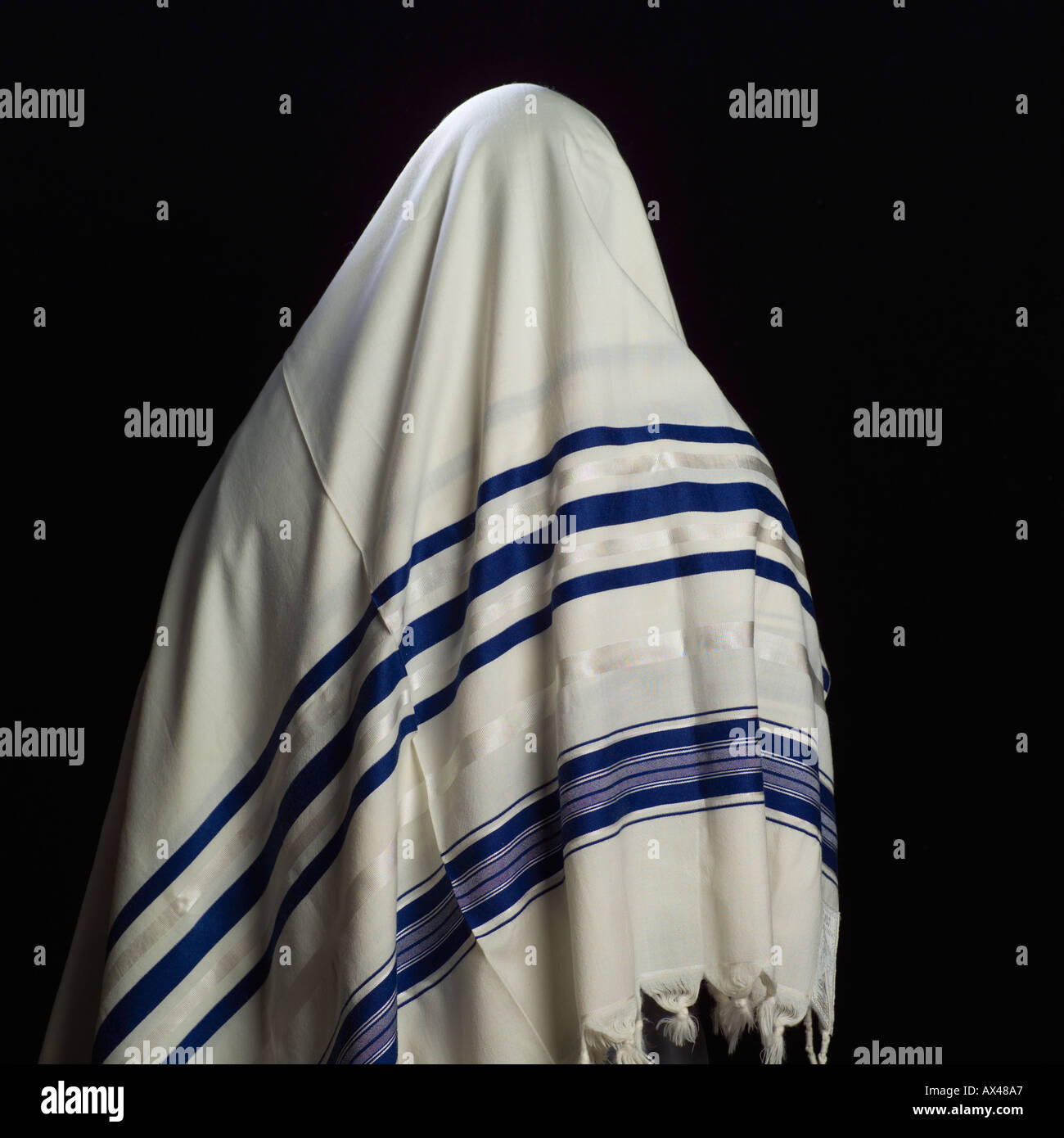 Jewish Prayer Shawl Stock Photos Jewish Prayer Shawl Stock Images