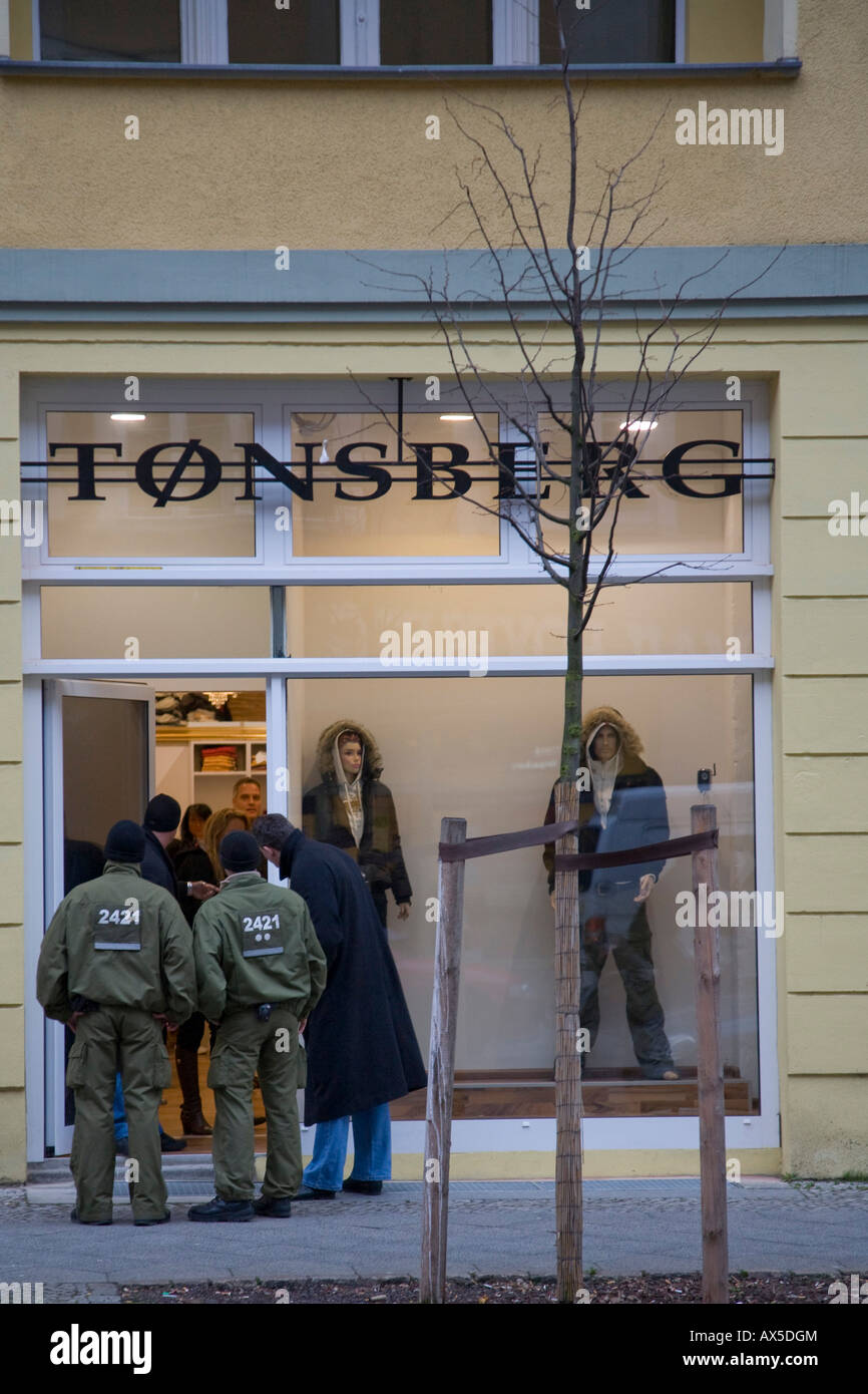c544033d2bc Opening of the 'Tonsberg' shop which exclusively sells Thor Steinar-brand  clothing popular