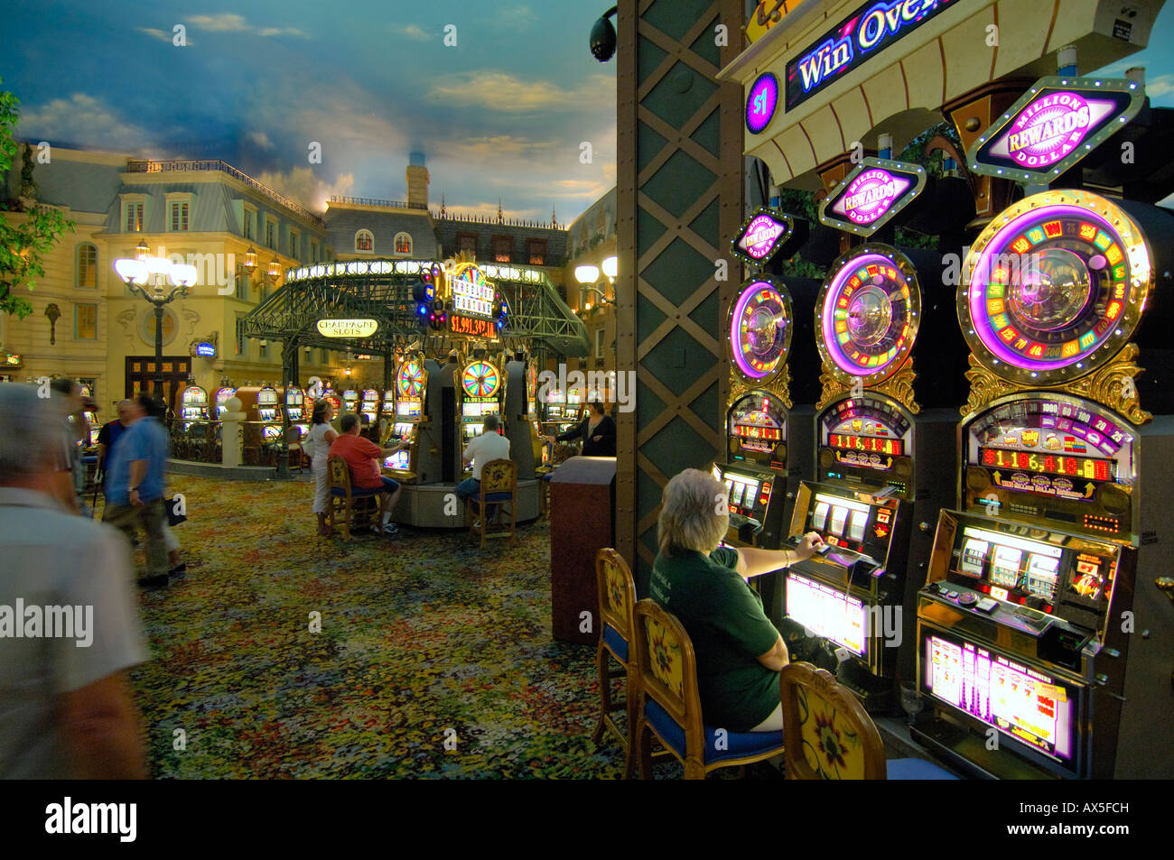 Hotel Casino Paris