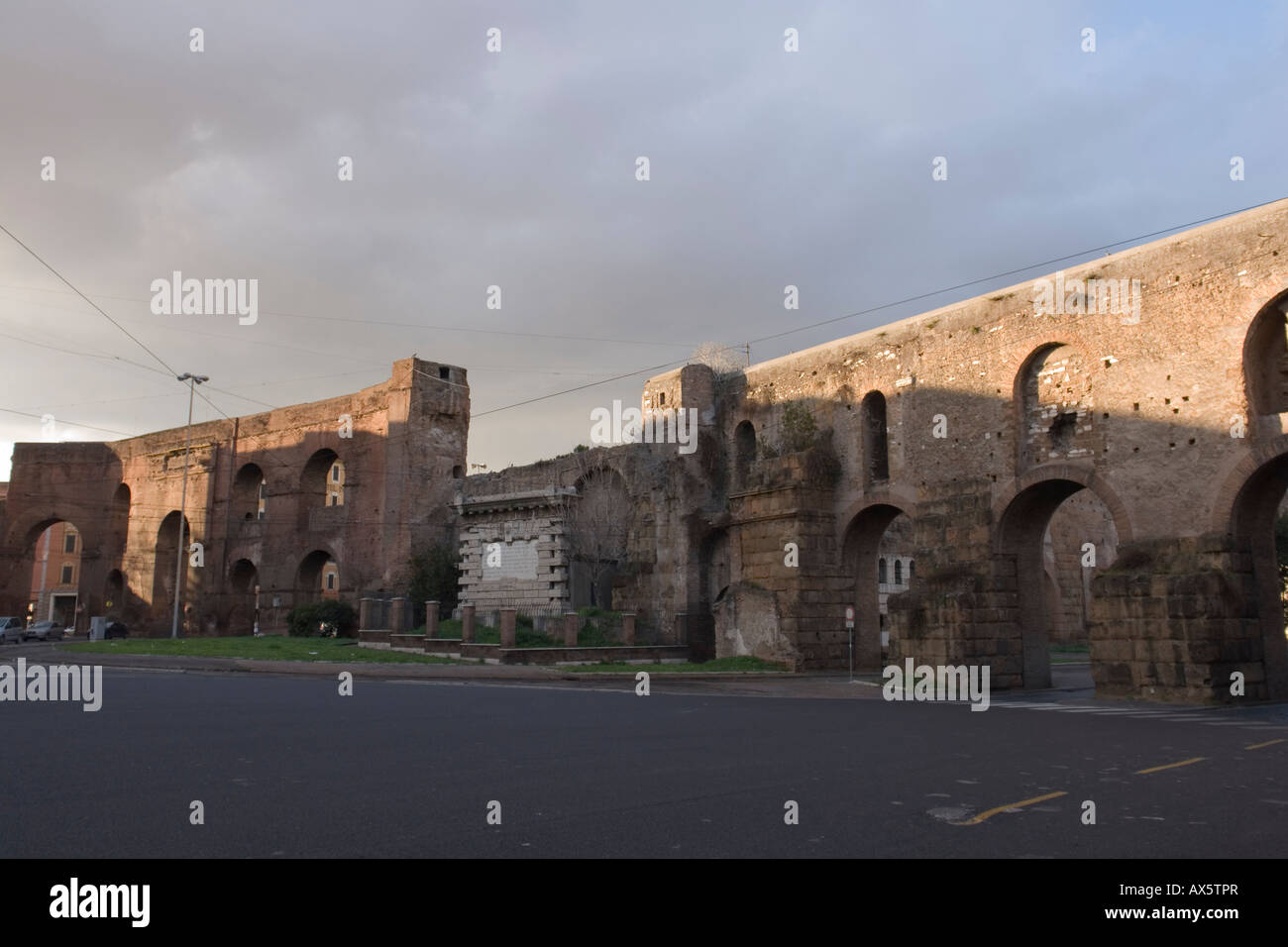 Acquedotto Acqua Marcia.Acquedotto Dell Acqua Marcia Ancient Roman Aqueduct Aqua