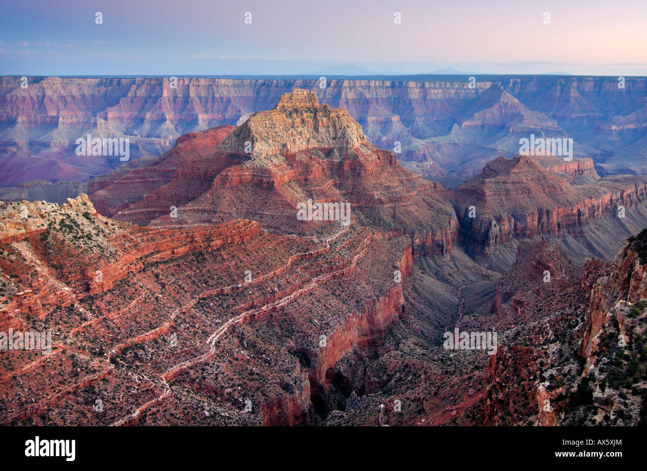 Cape Royal North Rim Grand Canyon National Park Arizona