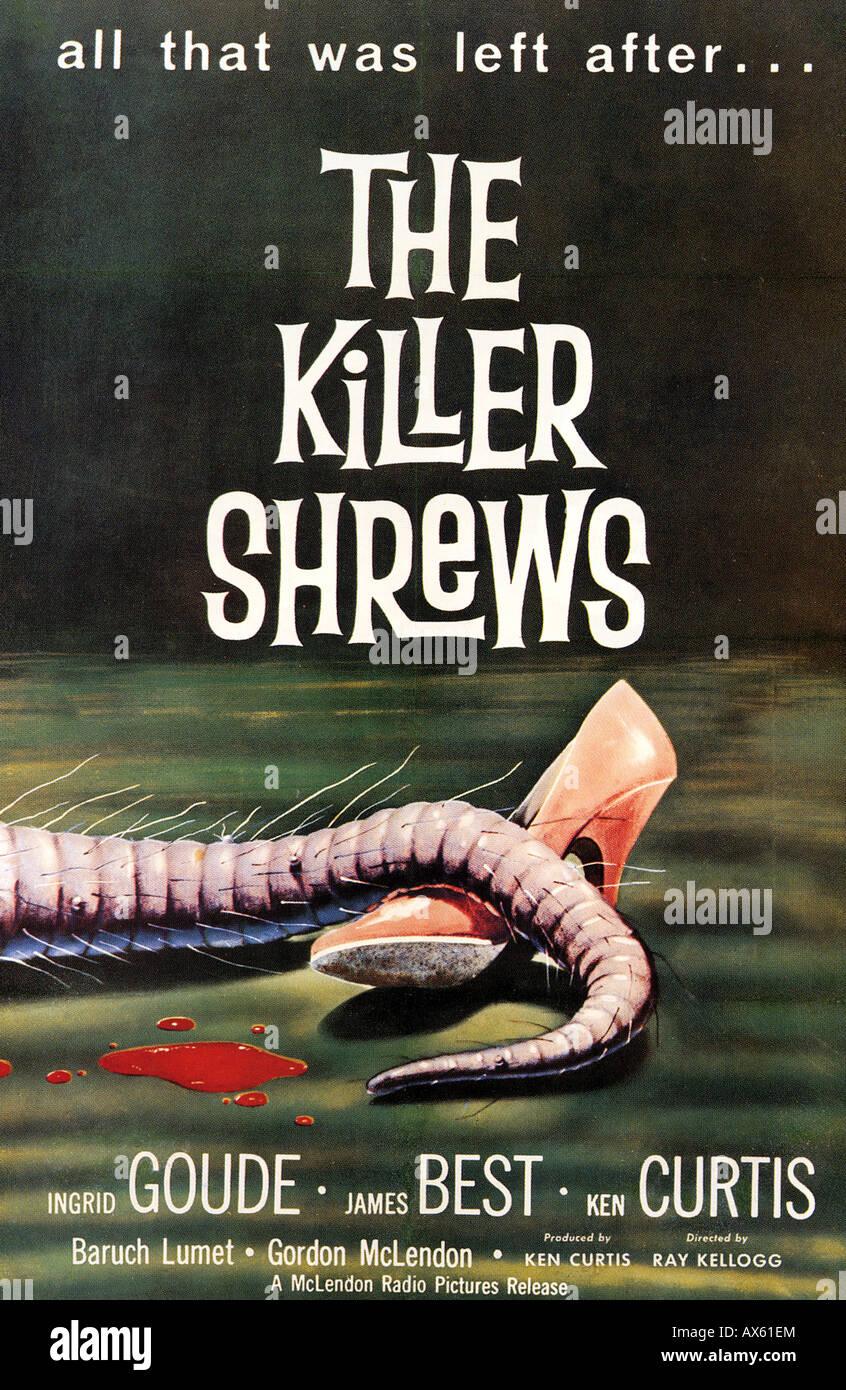 The Killer Film Poster Stock Photos The Killer Film Poster
