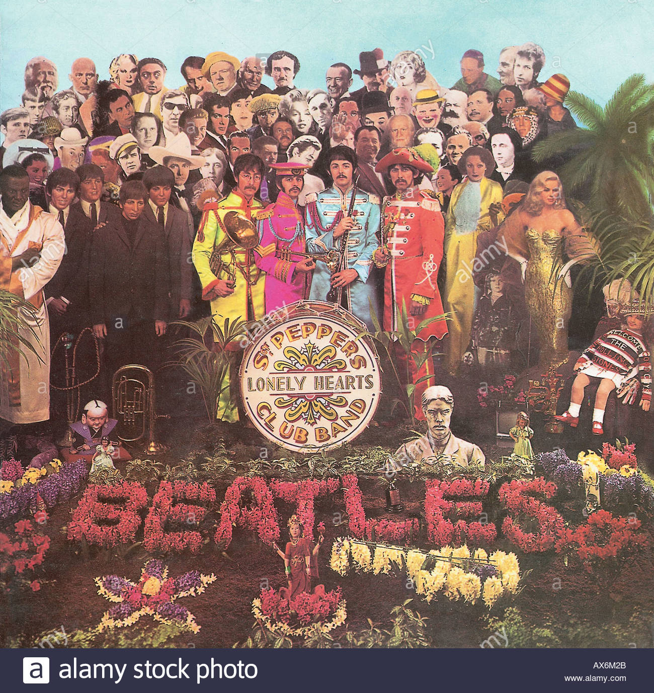 Sgt Peppers Lonely Hearts Club Band Stock Photos & Sgt