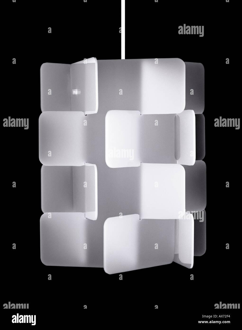 Sixties Perspex Lampshade Stock Photo 1733363 Alamy
