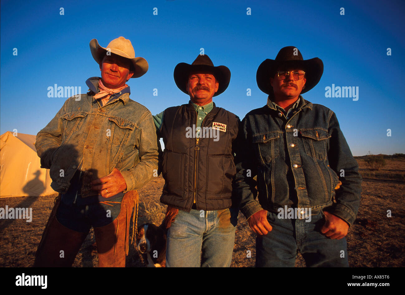 64bdb887812 Cowboys from the LX Ranch