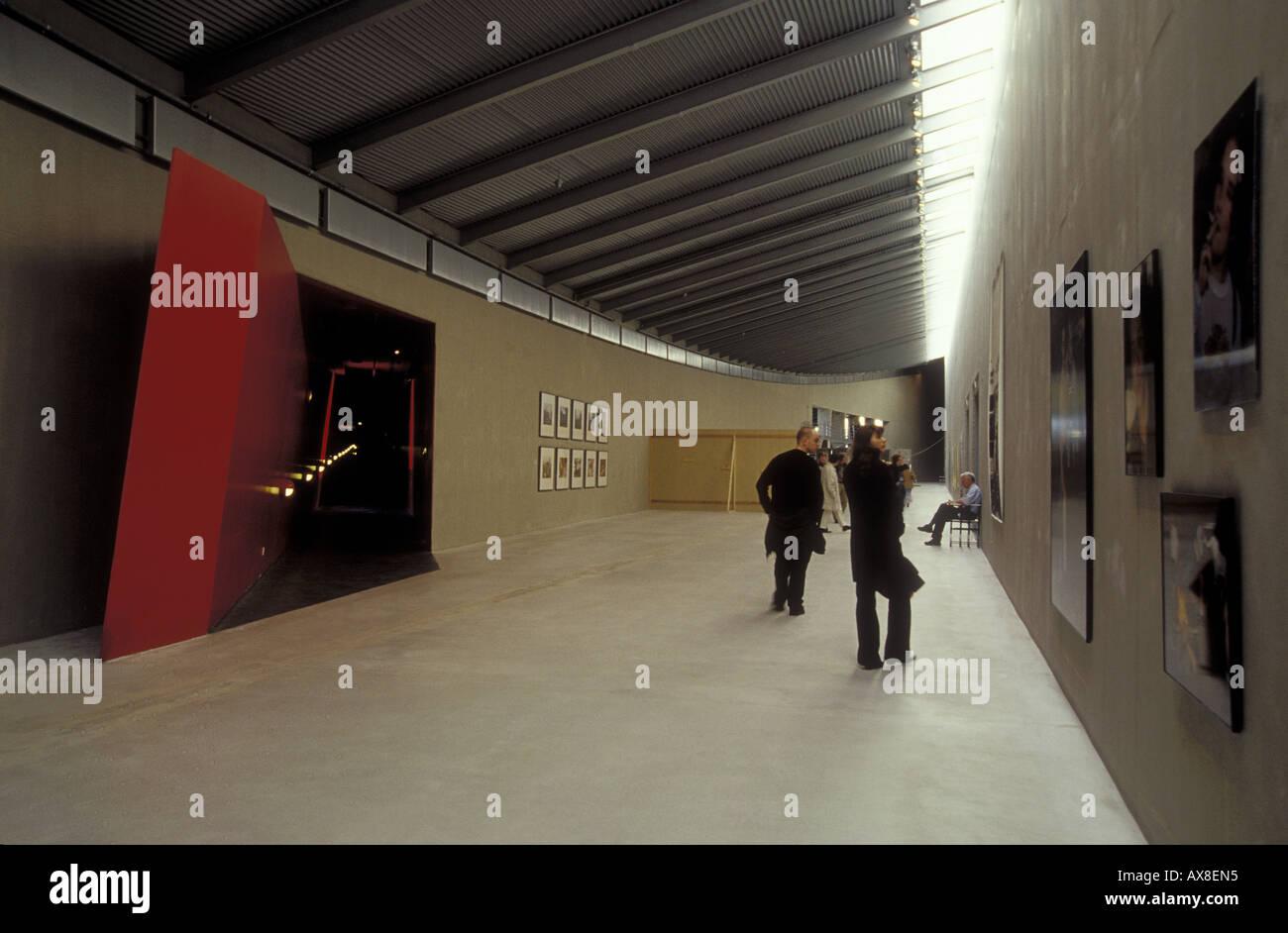 Arken Museum For Modern Art Copenhagen Denmark Stock Photo