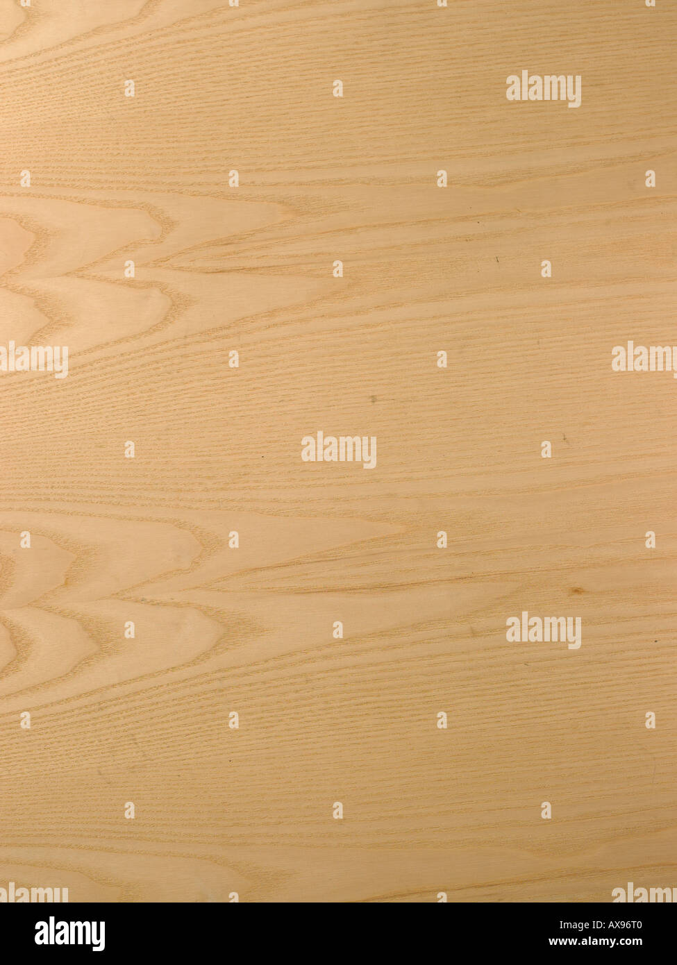 grained wood - Stock Image