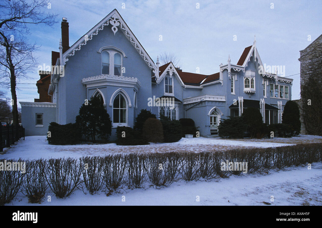 victorian gothic architecture house stock photos victorian gothic