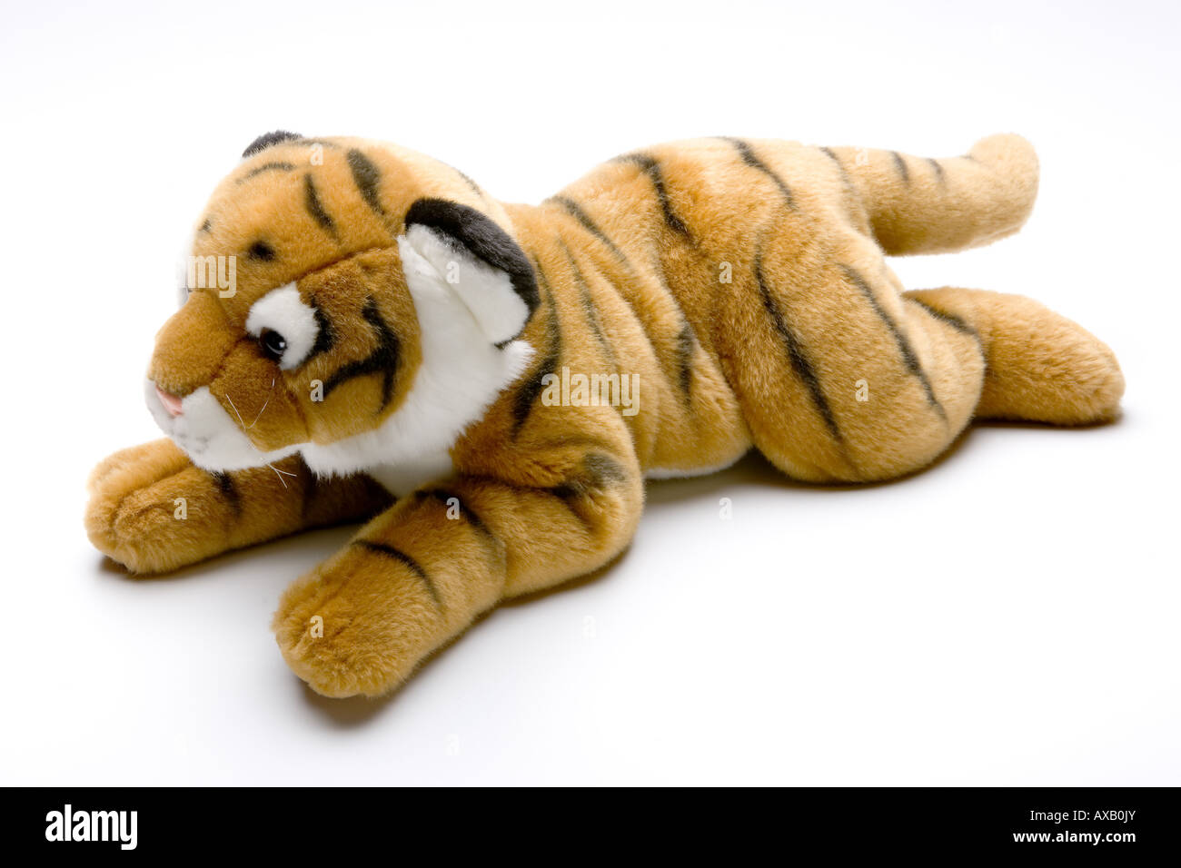Stuffed Tiger Toy High Resolution Stock Photography And Images Alamy
