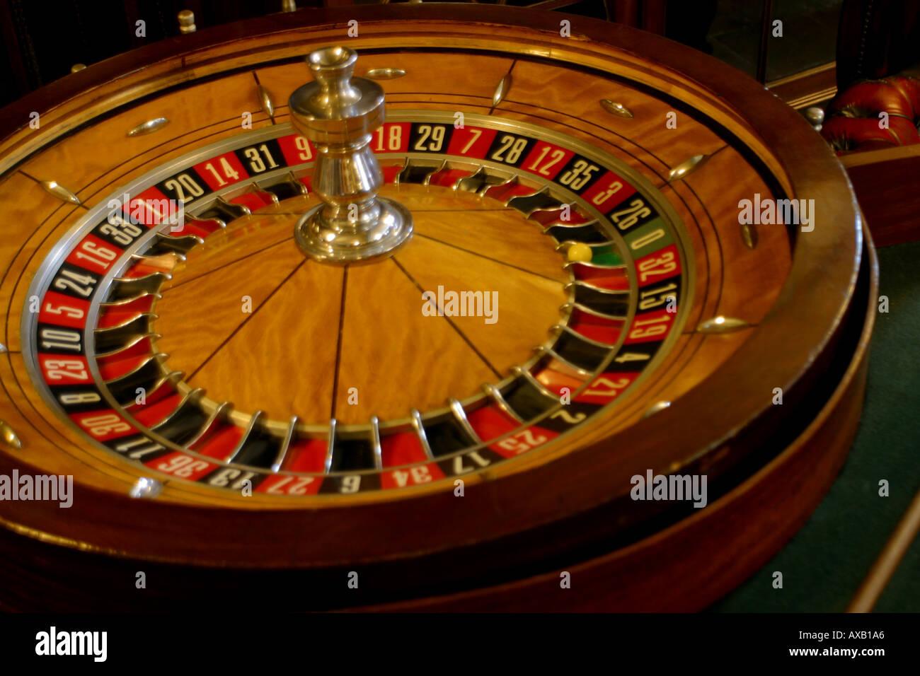 Vintage roulette wheel value merit cyprus poker