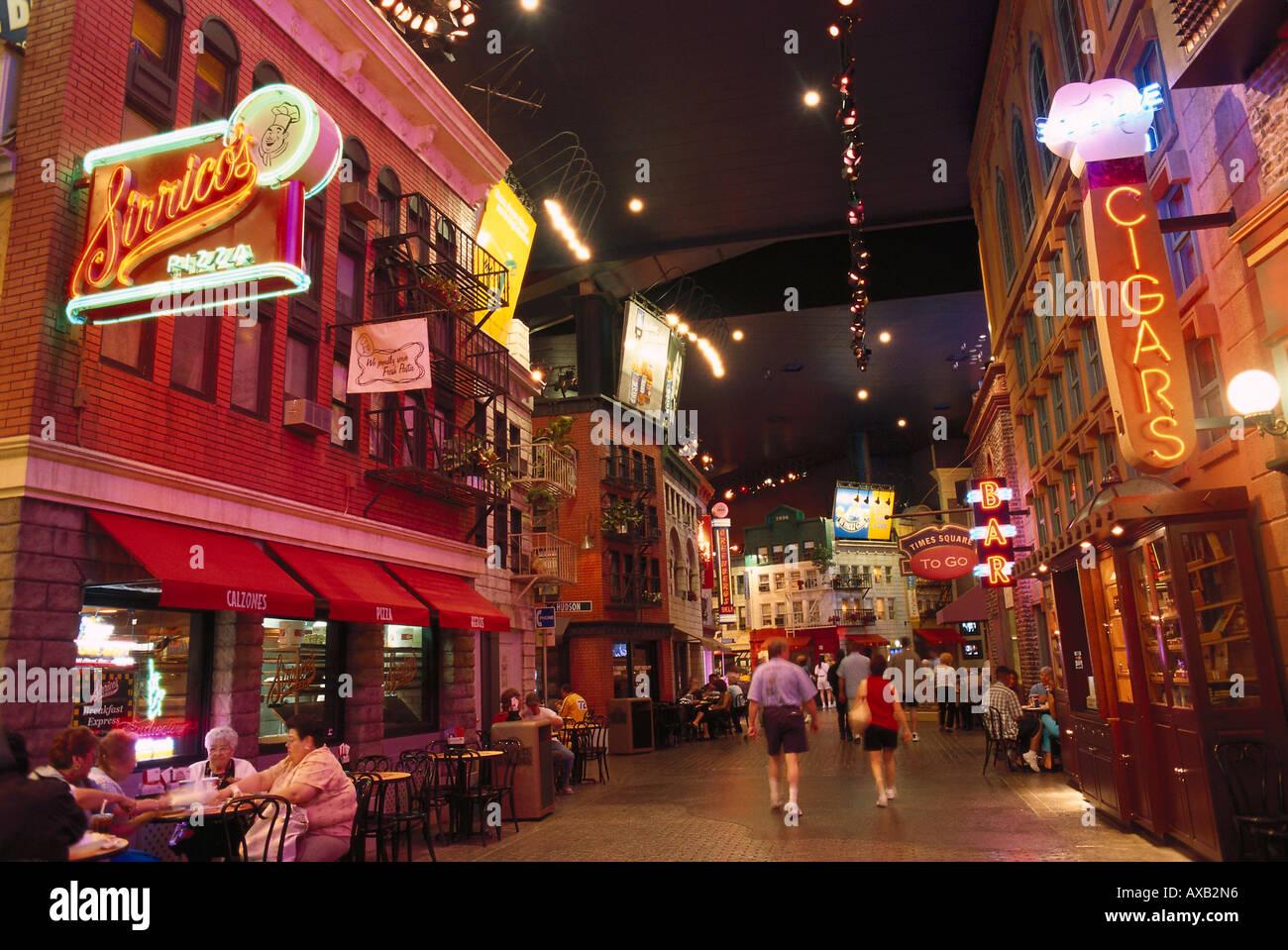 Monte Carlo New York City Restaurant