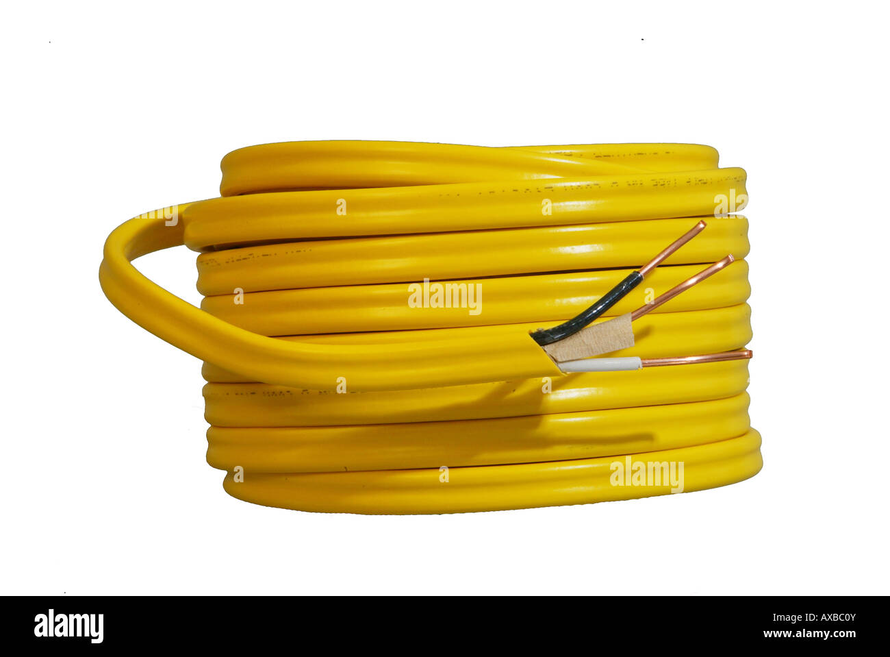 Delighted Yellow Romex Wire Gallery - Electrical System Block ...