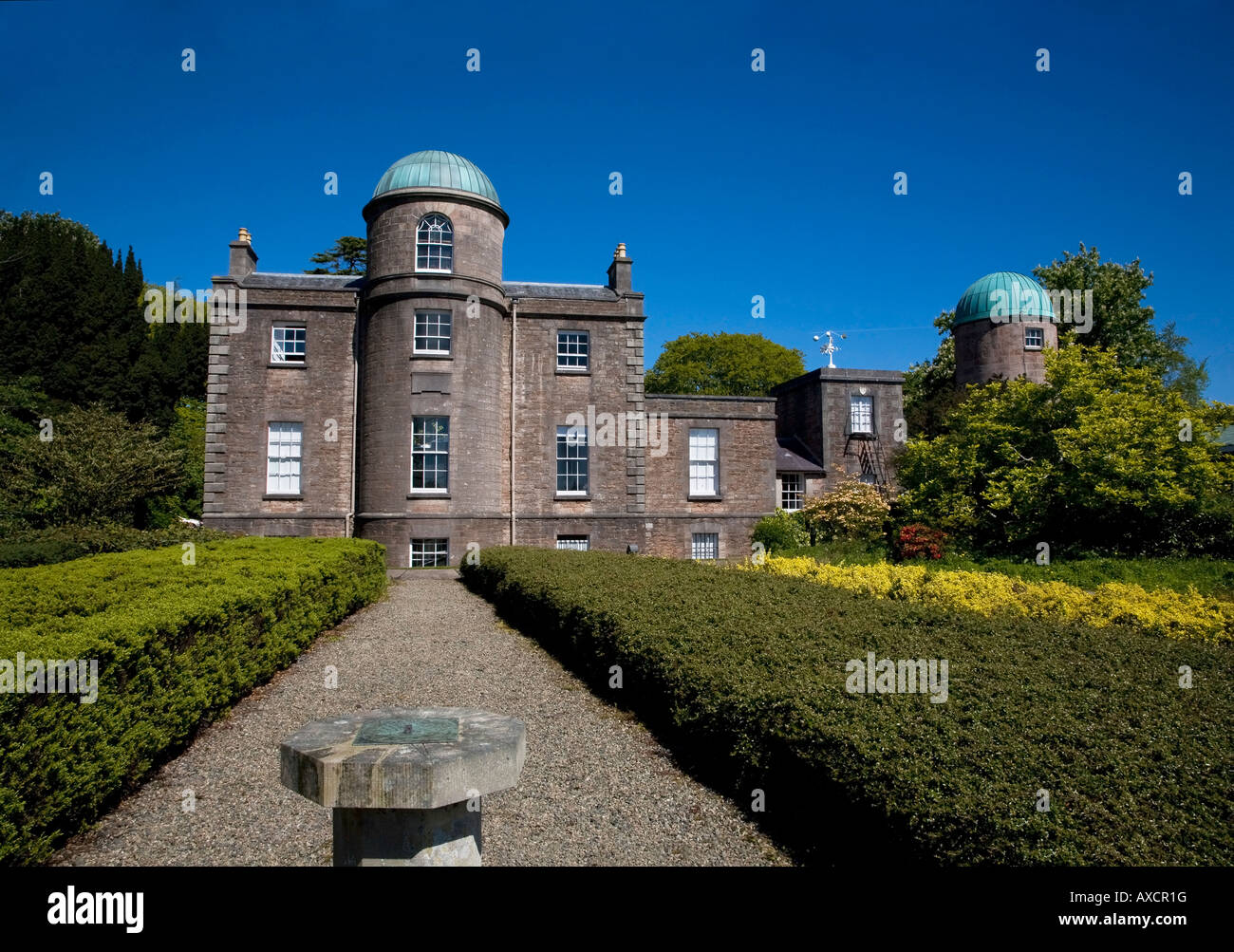 Armagh Observatory and Planetarium, Built 1789, Established by Archbishop Robinson, Armagh, County Armagh, Ireland - Stock Image