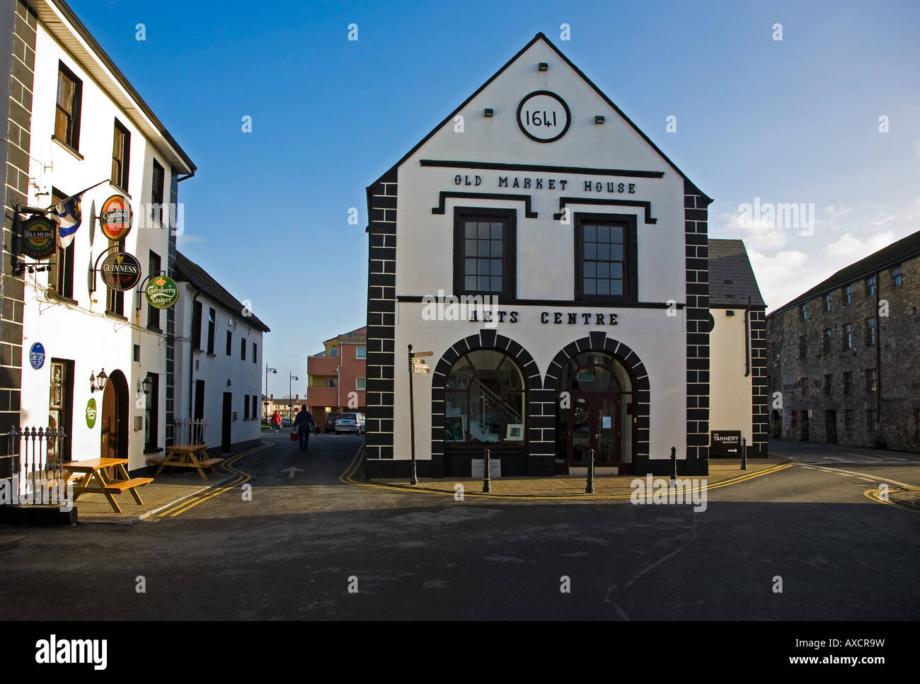 85259b8879093 The 17th Century Market House Arts Centre, Dungarvan, County Waterford,  Ireland - Stock