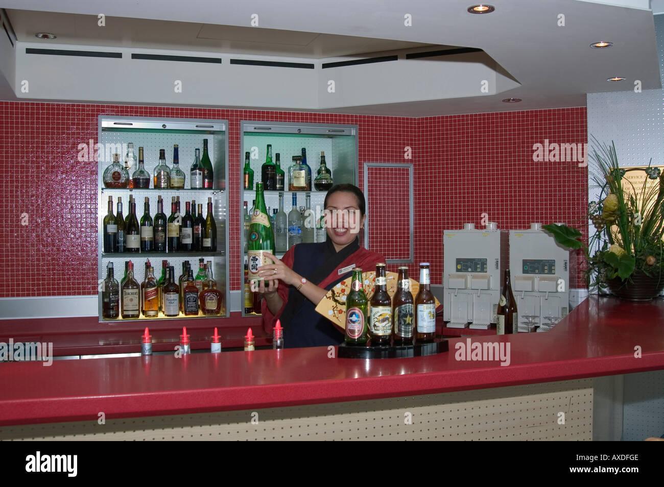 DENA: Hot asia bar girl
