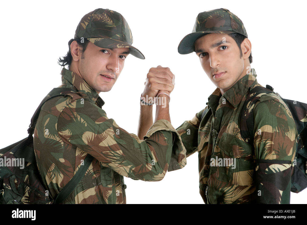 Military men and relationships