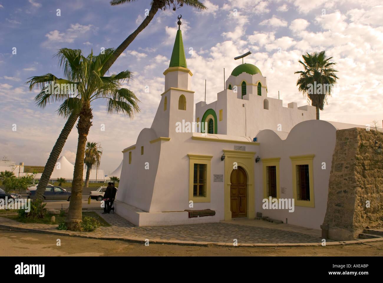 Sidi Abdul Wahhab Mosque Tripoli Libya