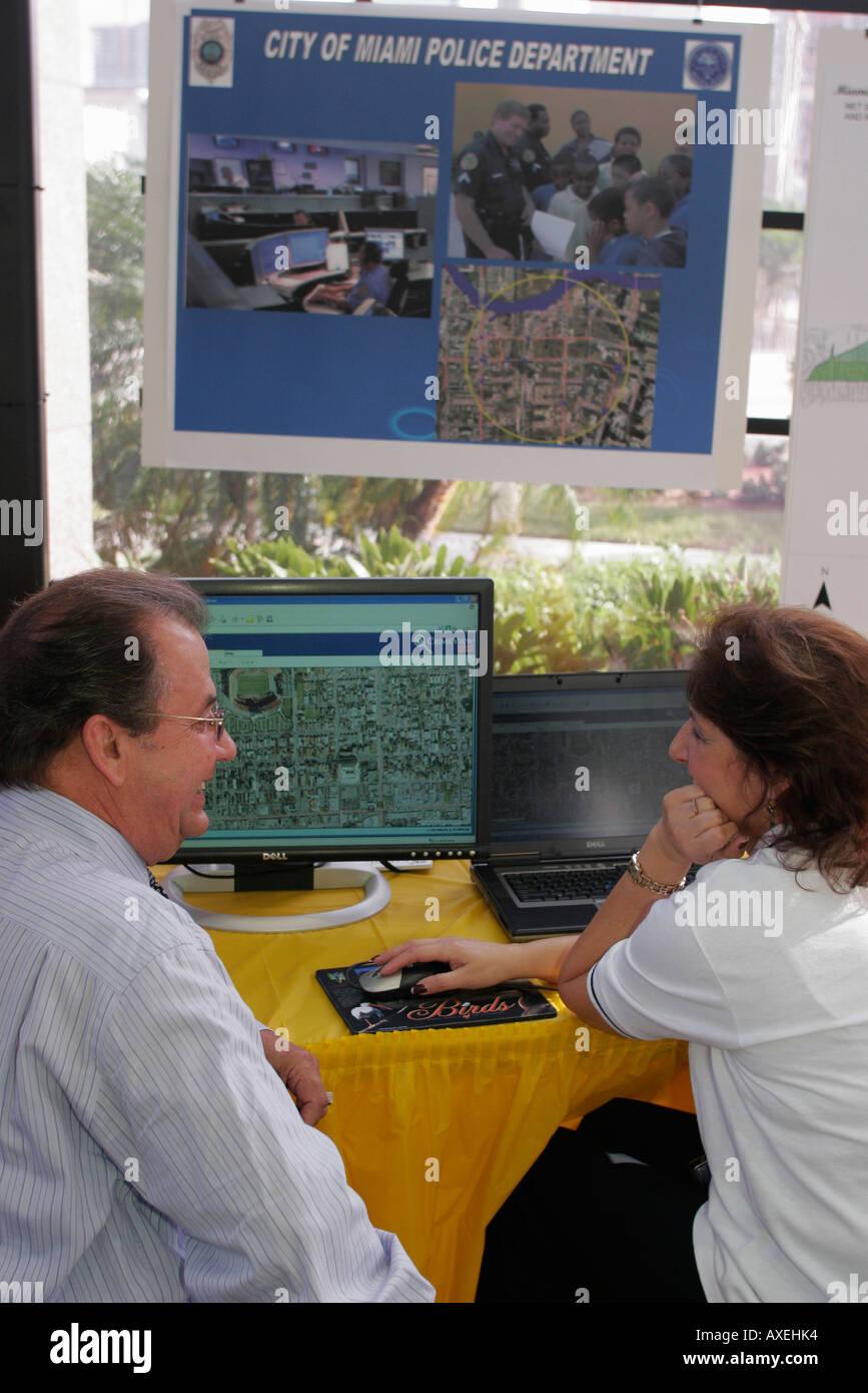 Miami Florida Riverside Center GIS Day Geographic