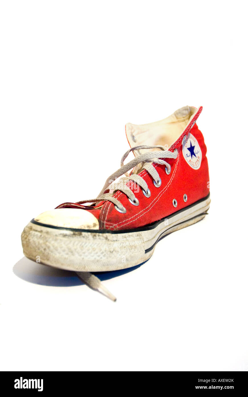 Converse All Star High Resolution Stock Photography and Images - Alamy