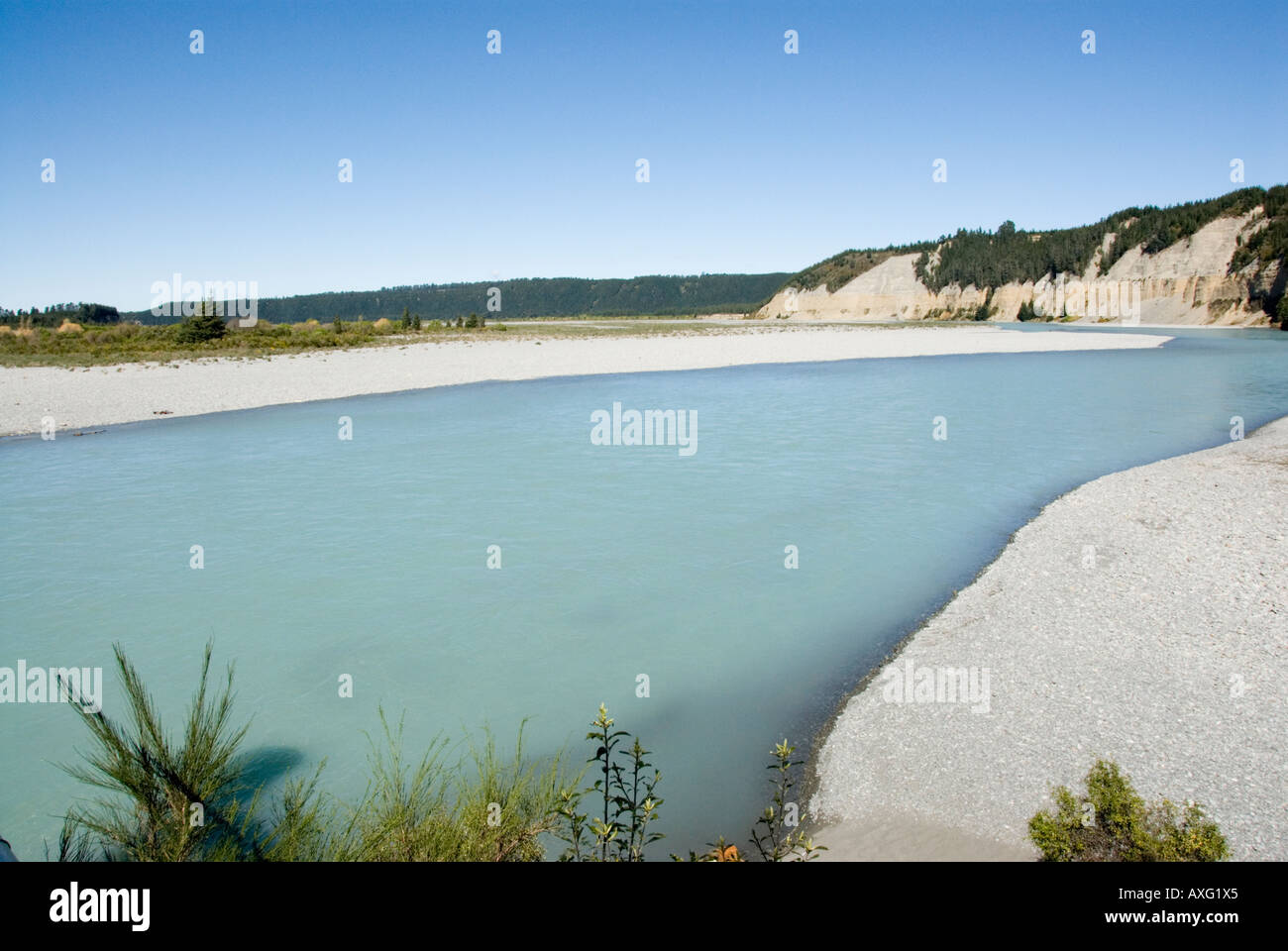 Shingle River Bed Stock Photos & Shingle River Bed Stock Images - Alamy
