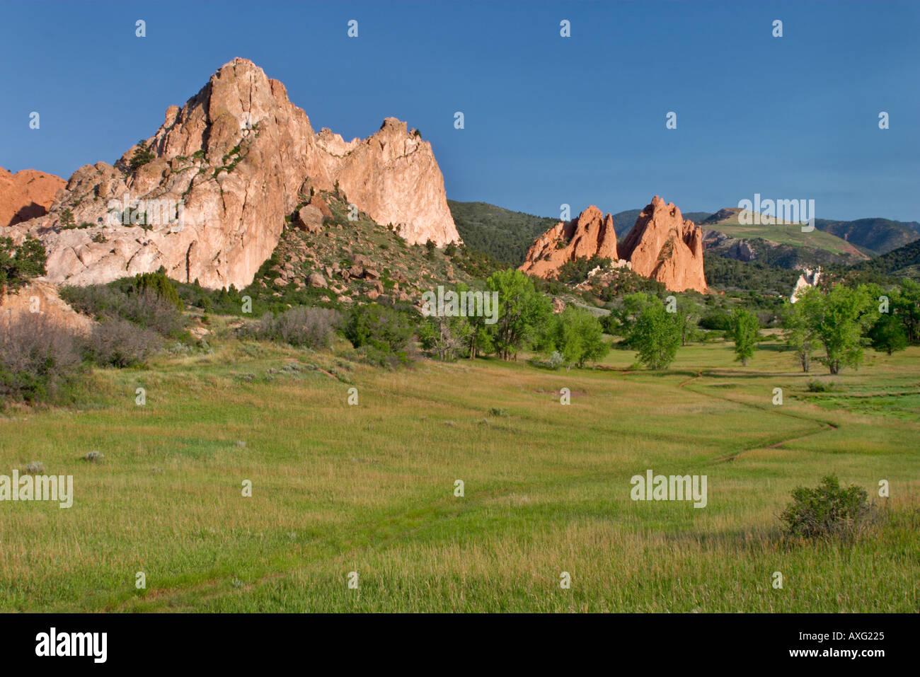 Garden Of The Gods State Park Colorado