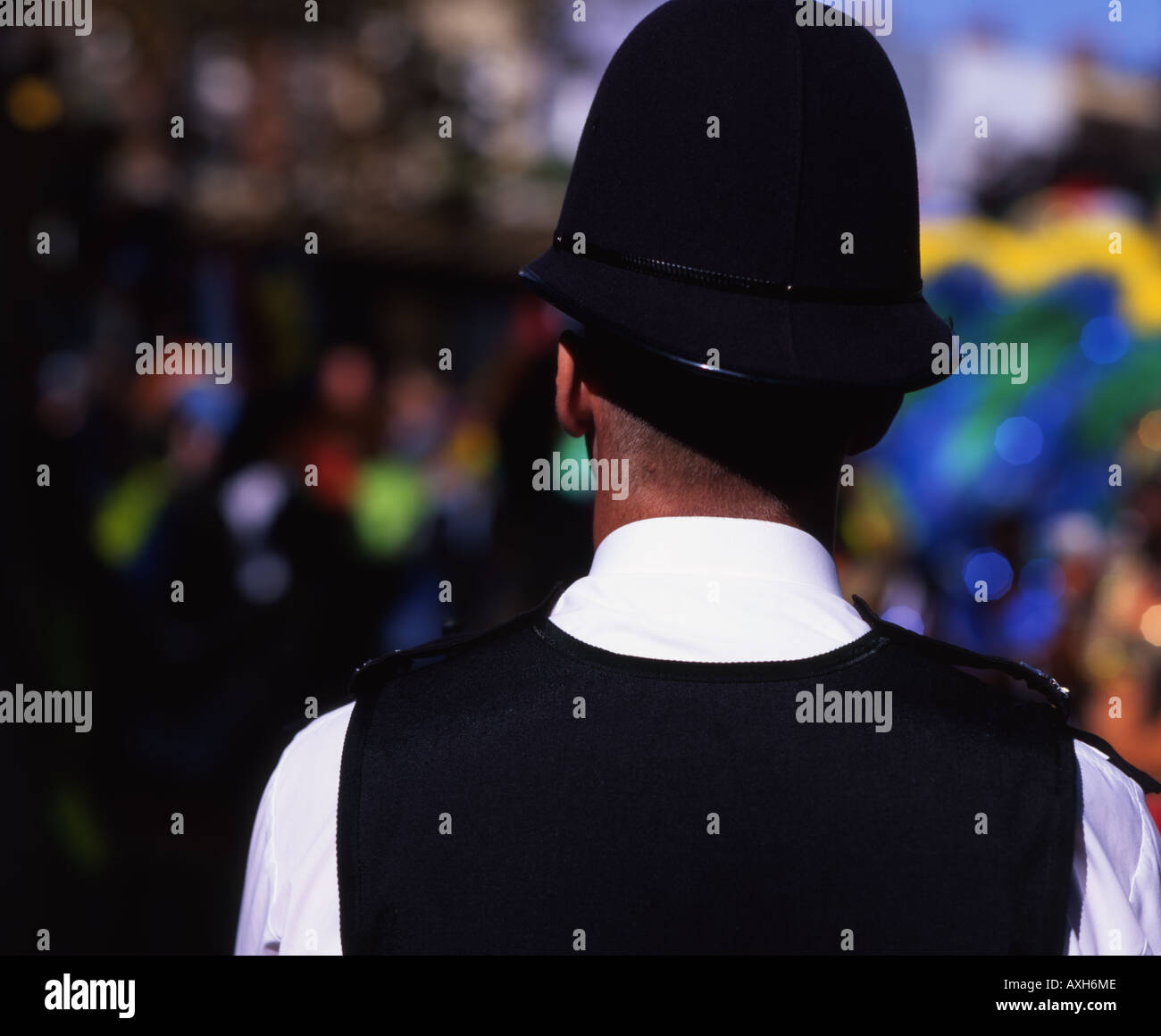 2006 Notting Hill Carnival. A street party and festival led by the Caribbean community in London. Held each year in August. - Stock Image