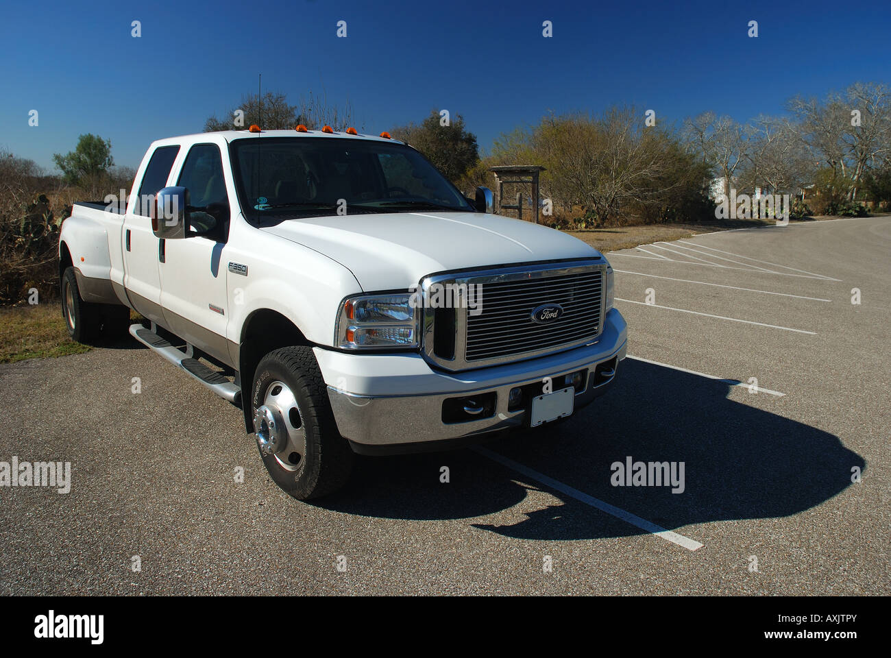 Big American Pickup Truck Stock Photo 16861202 Alamy