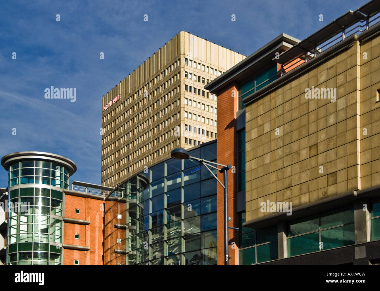 Manchester Arndale Centre - Stock Image